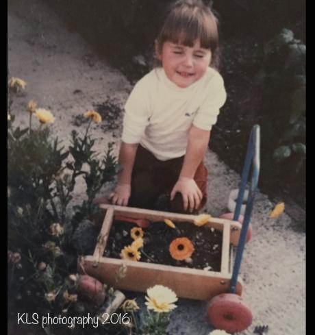 old gardening photo1