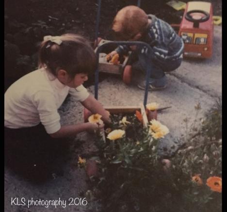 old gardening photo4
