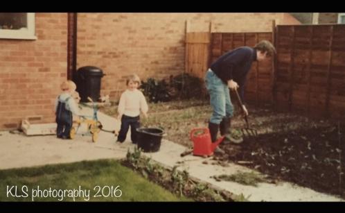 old gardening photo5